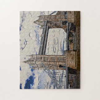 London Bridge Jigsaw Puzzle