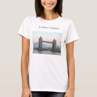 London Bridge on Ladies T-shirt