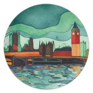 London Bridge Plate