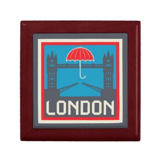 London Bridge with Umbrella Gift Box