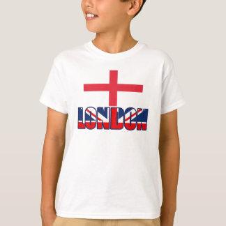 London British flag T-Shirt