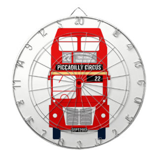 London Bus Dartboard