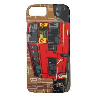 London bus iPhone 7, Barely There iPhone 7 Case