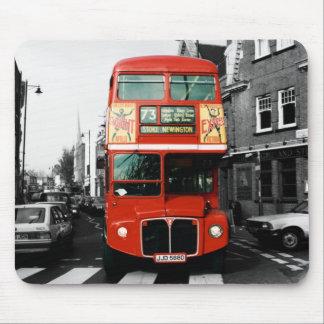 London Bus Mouse Pad