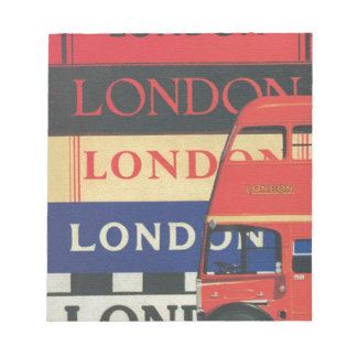 London bus - Notepad
