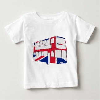 London Bus with Union Jack t shirts and gifts