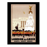 London by LNER Post Cards