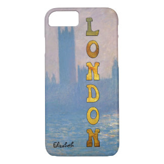 London by Monet and Turner iPhone 7 Case