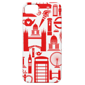 London Calling Retro Graphic Case For The iPhone 5