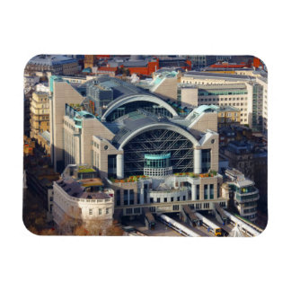 "London Cannon Street Station 3""x4"" Magnet"