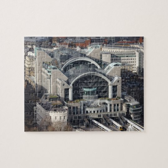 London Cannon Street Station Jigsaw Puzzle