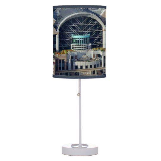 London Cannon Street Station Table Lamp
