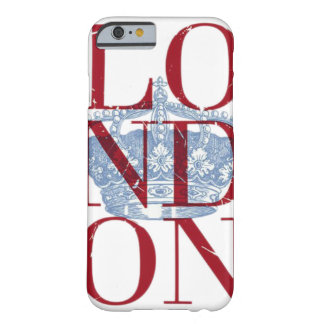 London Cell Phone Case