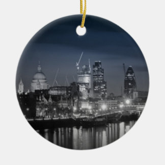 London Ceramic Ornament