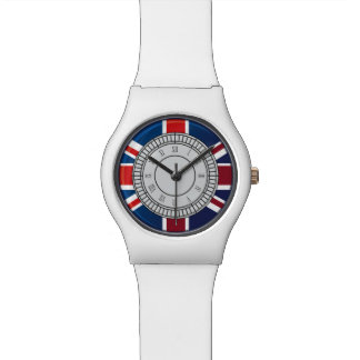 London City Big Ben Clock Face Watch