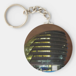 london city hall keychain