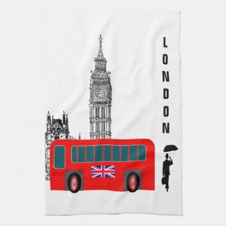 London City Hand Towels