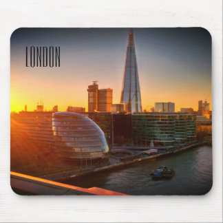 London city mousepad