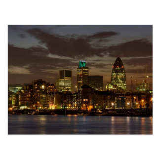 London City Postcard