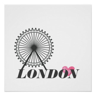 London city poster perfect poster