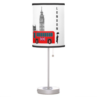 London City Table Lamp