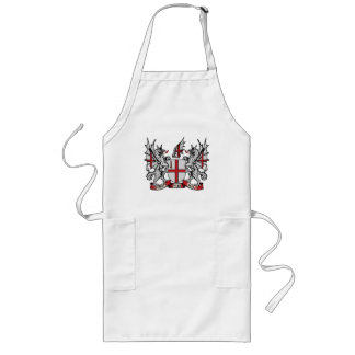 London Coat of Arms Apron