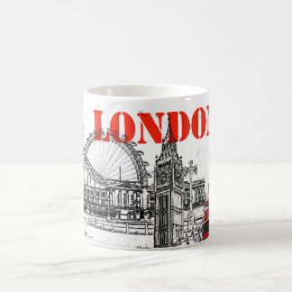 london coffee mug