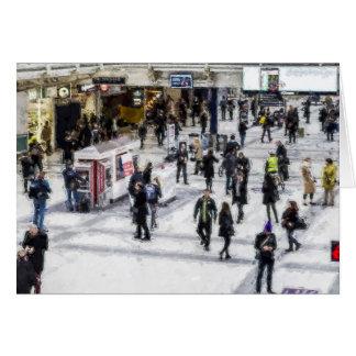 London Commuter Art Card