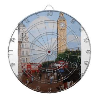 London Corner Dartboard