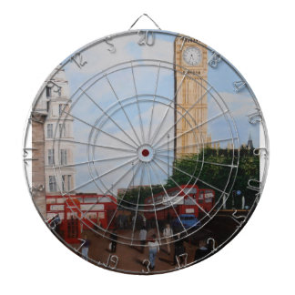 London Corner Dartboard