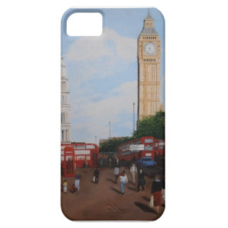 London Corner iPhone 5 Covers
