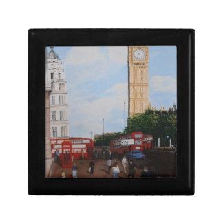 London Corner Keepsake Boxes