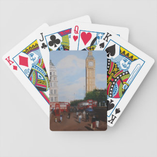 London Corner Poker Deck