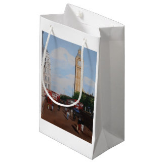London Corner Small Gift Bag