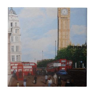 London Corner Tile