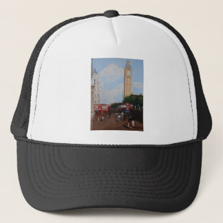 London Corner Trucker Hat