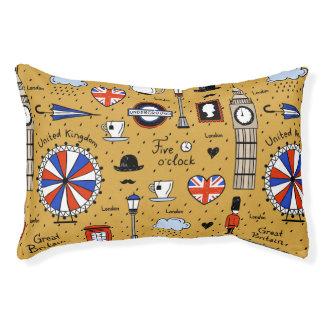 London Doodles Outdoor Pet Bed