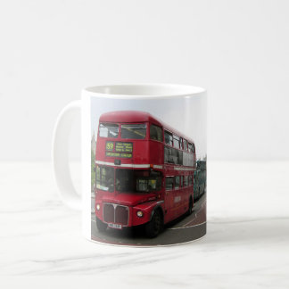 London Double-decker Bus Coffee Mug