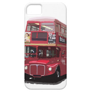 London double-decker bus iphone5 cover