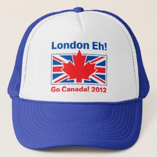 London Eh! Trucker Hat