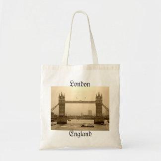 London, England carrybag Tote Bag