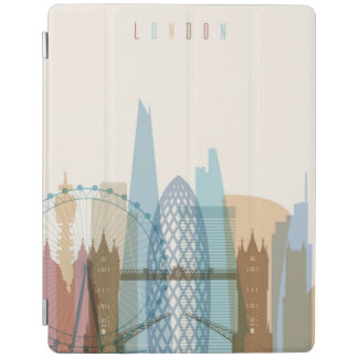 London, England | City Skyline iPad Cover
