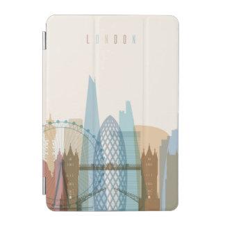 London, England   City Skyline iPad Mini Cover
