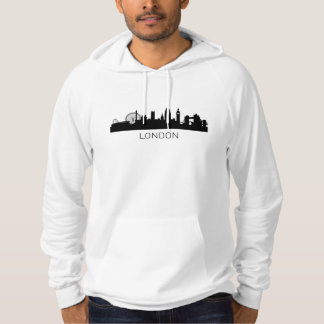 London England Cityscape Hoodie