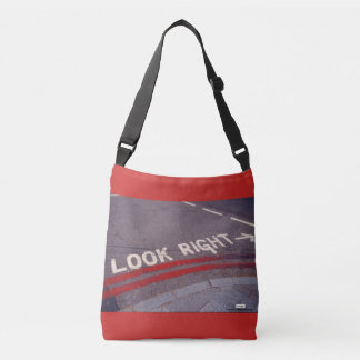 London, England Crossbody Bag