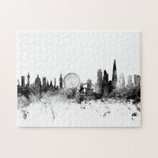 London England Skyline Jigsaw Puzzle