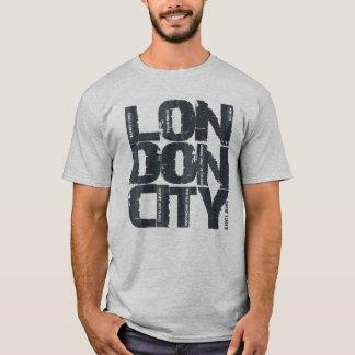London, England Typography T-Shirt