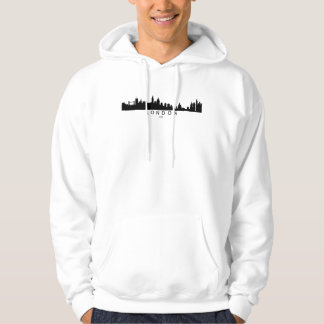 London England UK Skyline Hoodie