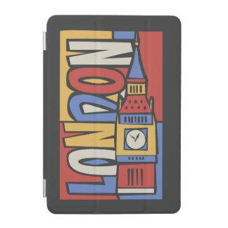 London, England | Vibrant Handrawn Design iPad Mini Cover