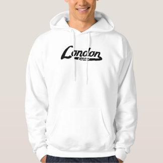 London England Vintage Logo Hoodie